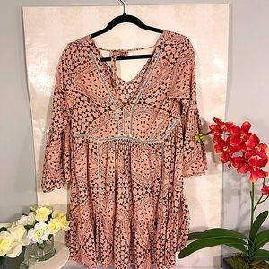 Jaase Boho style dress